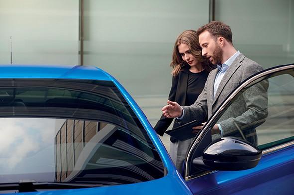 Foto da rede Peugeot